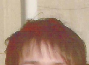 20歳フサフサ