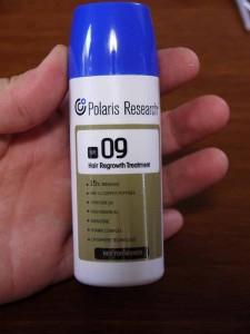 ポラリスNR-09ボトル