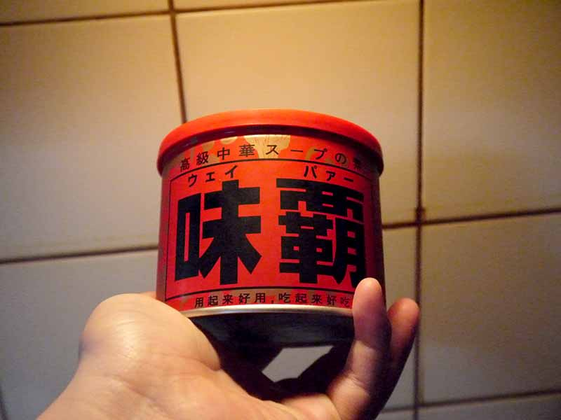 豆乳キムチスープ味覇