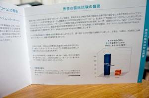 ヘアマックス臨床試験データ